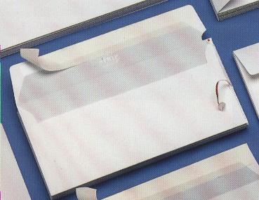 Busta bianca 11x23 mm 90 gr senza finestra - Buste 11x23 senza finestra ...